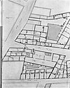 fragment van opmeting b.f. v.berckenrode in bezit van archief b.w. - amsterdam - 20014078 - rce
