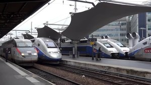 File:France TGV high speed trains.webm