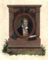 Francisco Bento Maria Targini, Visconde de São Lourenço (1819) - H. J. da Silva inv. et del.; G. F. de Queiroz sculp. (Biblioteca Nacional de Portugal).png