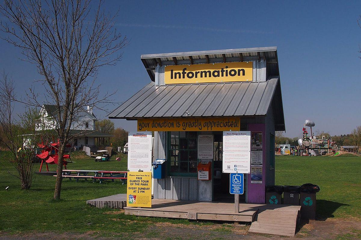 Franconia Sculpture Park Wikipedia
