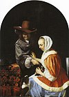 Frans van Mieris the Elder Teasing the Pet.jpg