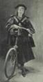 Franz Simm - Radfahrerin (Meine Tochter).png