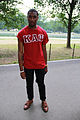 Fraternity brother in red t-shirt - 50th Anniversary of the March on Washington for Jobs and Freedom.jpg