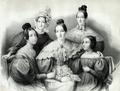 Frau von Berckholtz mit Töchtern.png