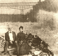 Frederick Douglass and Helen Pitts Douglass at Niagara Falls.png
