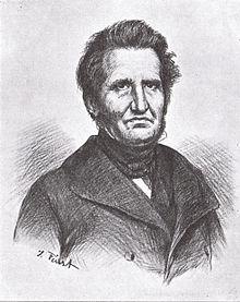Friedrich Christoph Dahlmann (Quelle: Wikimedia)