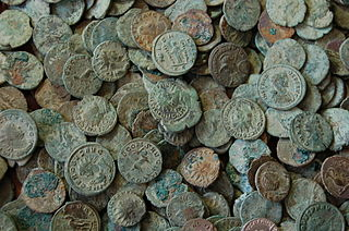 hoard found near Frome in Somerset, England