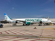 Frontier Airlines Wikipedia