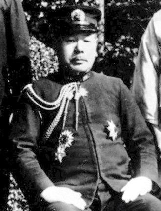 Shigeru Fukudome - Japanese admiral Fukudome Shigeru