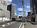 Fukuoka Prefectural Road No.504 near Kashii Station 2.jpg