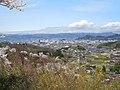 Fukushima Fukushima-Basin From Hanamiyama Park 1.JPG