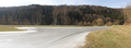 Fulda Kaemmerzell Fulda River Aue Flood River Plain Snow Melt W pano.png