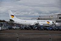 G-JMCY - B734 - Atlantic Airlines