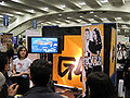 G4 TV booth at WonderCon 2010.JPG