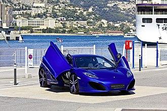 Gemballa - Gemballa GT (based on McLaren 12C)