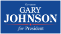 Logo de Gary Johnson