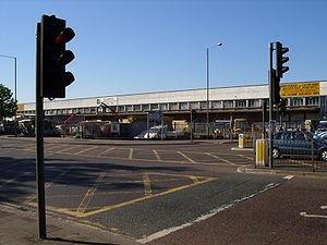 Tottenham Hale - Image: GLS Warehouse