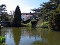 GOC Willian & Weston Hills 095 Graveley village pond (20782748548).jpg