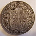 GREAT BRITAIN, GEORGE V 1926 -HALF CROWN a - Flickr - woody1778a.jpg