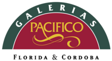 Galerías Pacífico logo