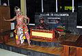 Gamelan in Yogyakarta Airport, Java 0932.jpg