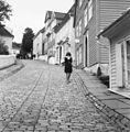 Gamle Bergen (Régi Bergen) múzeumfalu. Fortepan 30511.jpg