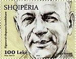 Gaqo Avrazi 2015 stamp of Albania.jpg