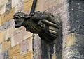 Gargoyle, Llandaff Cathedral (8100704860).jpg