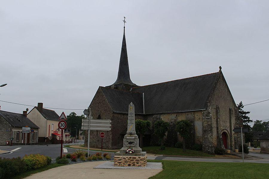 Gastines, Mayenne