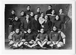 1908 Georgia Tech Yellow Jackets football team - Image: Gatech 08