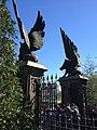 Gates to Hogwarth's Castle - Harry Potter World of Wizardry - Universal Studios, Orlando Florida - panoramio.jpg