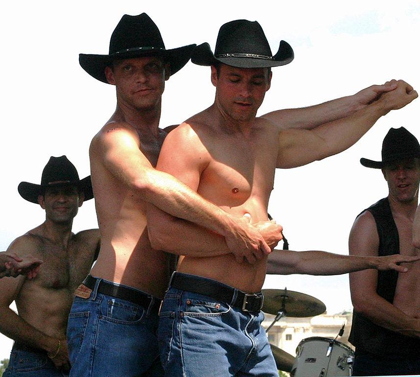 Meet gay cowboys