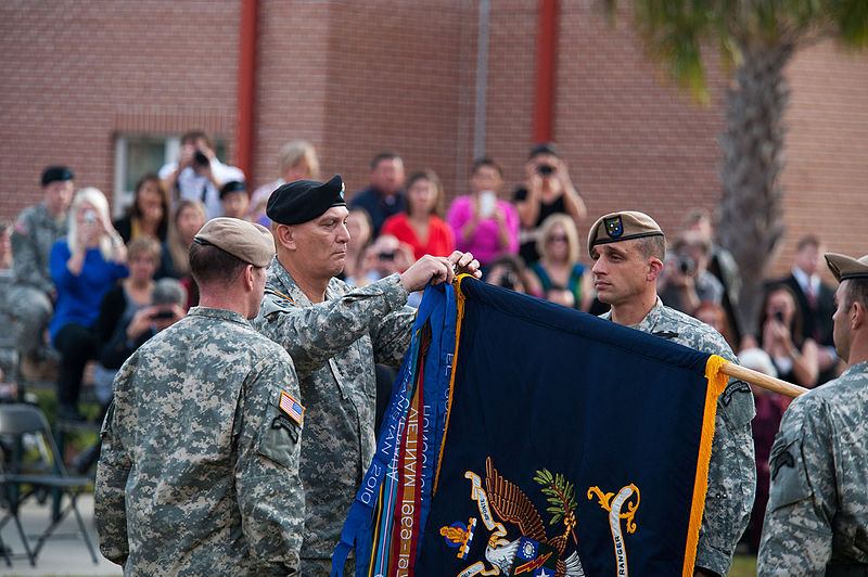 File:Gen. Ray Odierno presenting the Presidential Unit Citation to 1st Battalion, 75th Ranger Regiment .jpg