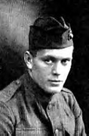 Gene Tunney - Tunney in Marine uniform
