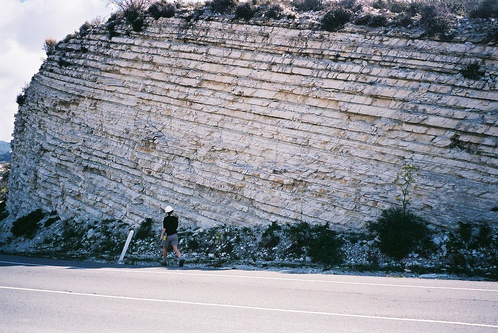 Geology of Cyprus-Chalk
