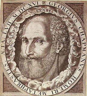 George Chapman 16th/17th-century English dramatist, poet, and translator