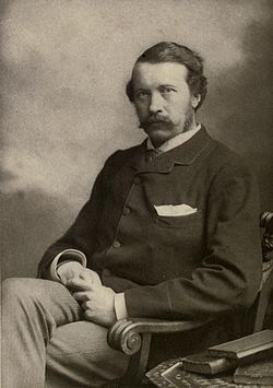 George John Romanes, photograph by Elliott & Fry.jpg