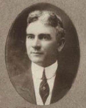 George L. Browning - Image: George L Browning 1916