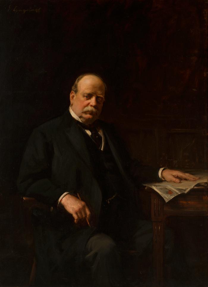 George Reid, 1916 (John Longstaff)