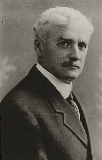 George S. Patton (attorney) - circa 1916