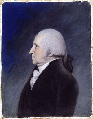 Ellen Sharples - George Washington, 1796-1797, Ellen Sharples