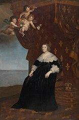 Maria de Medici (1573-1642), Koningin-moeder van Frankrijk