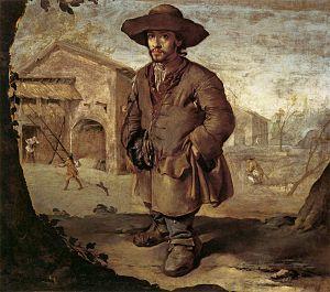 Giacomo Ceruti - Image: Giacomo Ceruti The Dwarf WGA4665