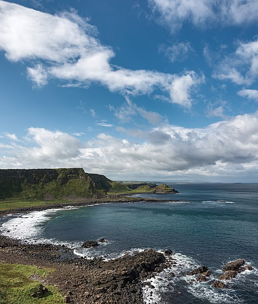 File:Giant's Causeway - Bushmills, Northern Ireland, UK - August 17, 2017 22.jpg