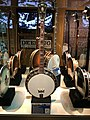 Gibson RB-7 and Gibson RB-4 at American Banjo Museum.jpg