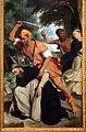Giovan battista moroni, martirio di san pietro da verona, 1555-60 ca. 02.JPG