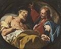 Giovanni Battista Pittoni - Der Tod des hl. Joseph - 1530 - Bavarian State Painting Collections.jpg