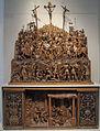 Giovanni angelo e tiburzio del maino (attr.), due parti di un altare, 1527-1533, 01.JPG