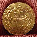 Giovanni corner I, mezza doppia d'oro, 1625-29.jpg