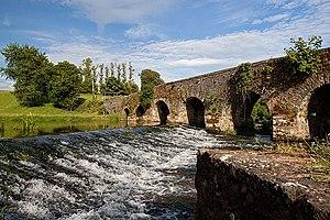 River Funshion - Glanworth Bridge